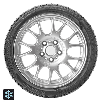 Matador 215/65 R16 98H MP92 Sibir Snow  SUV