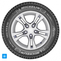Michelin 195/55 R16 91T Alpin A4 Extra Load GRNX