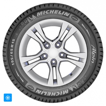 Michelin 225/55 R16 99H Alpin A4 Extra Load GRNX